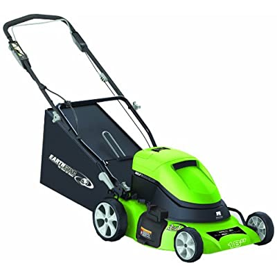Earthwise 60318 Cordless Self-Propelled Electric Lawnmower