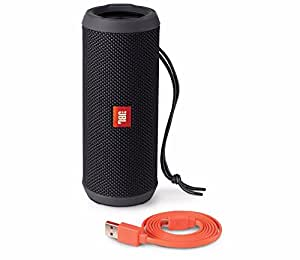 Flip 4 Portable Waterproof Bluetooth Speaker NEW Built In 3000MAh Rechargeable Li-Ion Battery