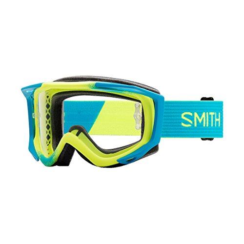 Smith Optics Fuel V2 Adult Off-Road Goggles - Acid Split/Clear AF/One Size