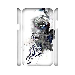 Celestial body CUSTOM 3D Cell Phone Case for Samsung Galaxy Note 2 N7100 LMc-73579 at LaiMc