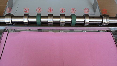 26inch 660mm Electric Creaser Scorer Perforator Paper Creasing Machine 110v by Creasing Machine (Image #5)