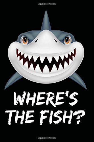 Where's The Fish?: Poker journal / Poker player notebook / strategy diary, 100 ruled pages, Perfect poker gifts for men women teens (journals to write in) pdf