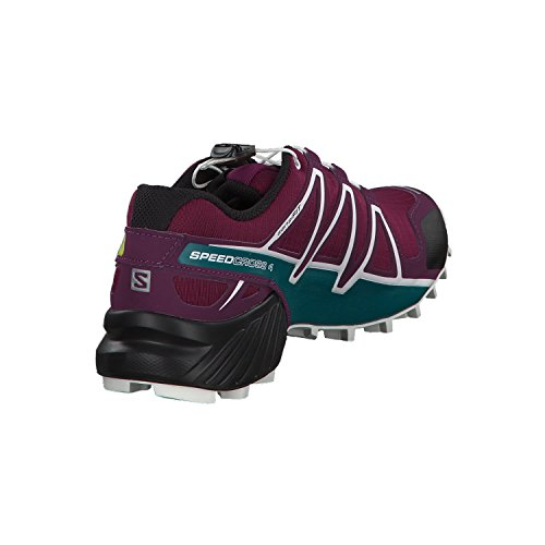 Salomon Speedcross 4 Wom Shoe Pu/Wh 11.0 B OS0Cq2