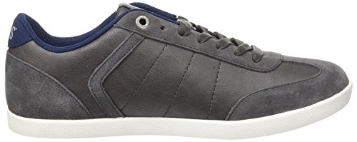 Homme Basses Gris Dull Levi's Baskets Grey Loch qUwPxgT