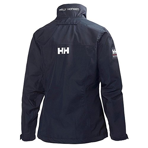 Azul W 597 Azul Helly mujer Crew para Chaqueta Jacket Navy Hansen Z5S5fqw8