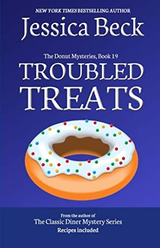 book cover of Troubled Treats
