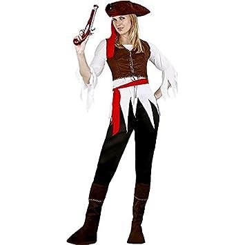 Juguetes Fantasia - Disfraz mujer pirata caribeña adulto ...