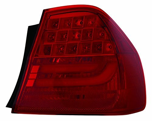 BMW 3 Series Sedan 09-11 Tail Light Assembly RH USA Passenger - Lights Bmw Depo