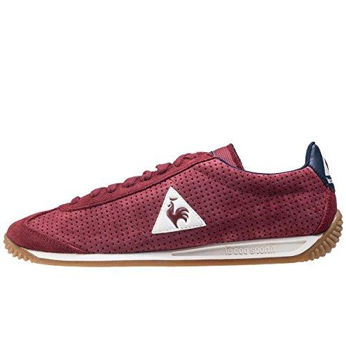 Mehrfarbig Quartz Le Perforierte Schuh Sportif Coq Nubuk Multicolour nTTqaYfwPx