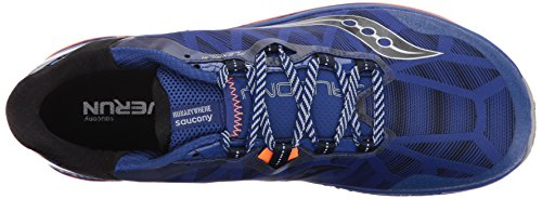 Saucony Koa Fitness Bleu de TR Chaussures Bleu Noir Homme zvWqCzr1