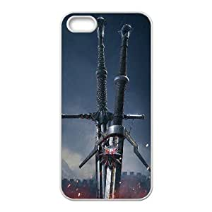 iPhone 5, 5S Csaes phone Case The Witcher NWS92534