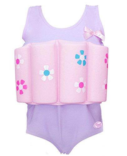 Baby Kids floatation Suit Float One-Piece Swimwear