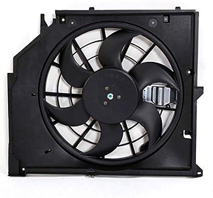 Ventilador auxiliar de refrigeración 17117561757 17117510085 ...