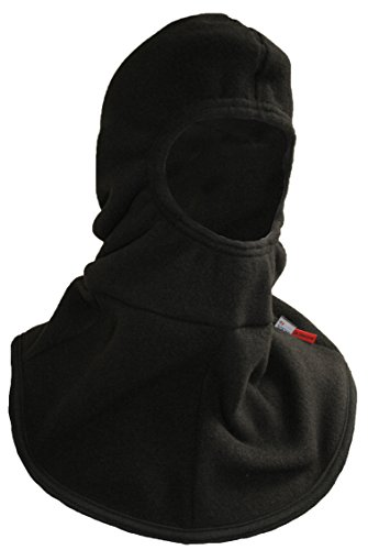 National Safety Apparel H81FO FR DuPont Nomex Fleece Hood, One Size, (Nomex Face)