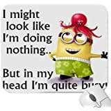 A Funny Minion With The Wording Dont Be Afraid Of A Few Extra