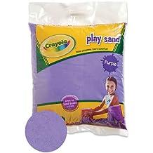 Crayola Colored Play Sand Purple
