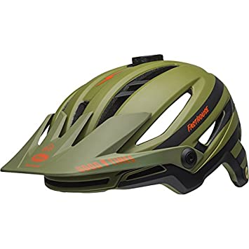 BELL Casco Sixer MIPS Retina Verde – Naranja L 58 – 62 Limited Edition (Cascos