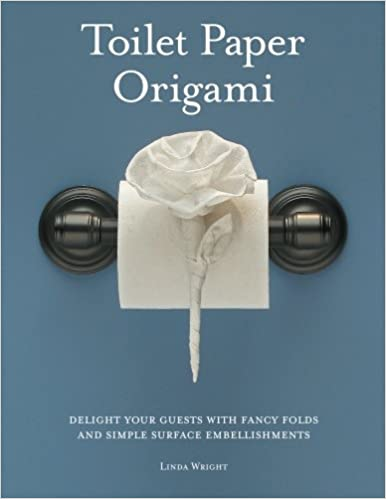 Image result for toilet paper origami book