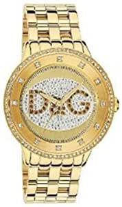 D&G Dolce & Gabbana Women's DW0379 Prime Time Watch