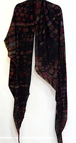 Lorie McGirr Wrap - Bias Silk Sable 96