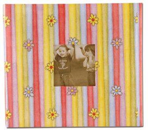 (Spring Picture Frame 8 x 8 Photo Album/Scrapbook)