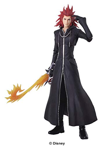 Square Enix Kingdom Hearts III: Axel Bring Arts Action Figure