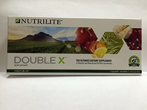Supply 31 Day (Nutrilite® Double X® Vitamin/mineral/phytonutrient Supplement-31 Day Supply Refill)