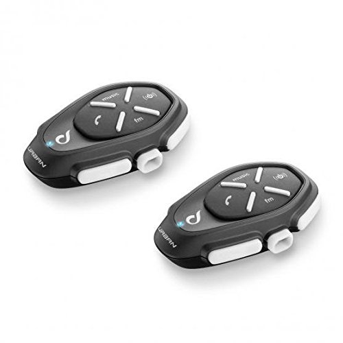 INTERPHOURBANTP - Interphone Urban (Rider 2 Pillion) Intercom System - Twin Pack by Interphone by Interphone