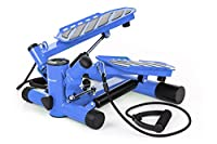 Hop-Sport Mini Swing Stepper HS-30S Blau, 820013