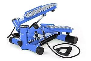 Hop-Sport Mini Swing Stepper HS-30S Blau, 820013