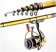 1.5M -3.6M Carp Fishing Rod Feeder Hard Carbon Fiber Telescopic Fishing Rods Fishing Pole Telescopic Fishing R