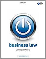 Business Law, 2nd Edition Front Cover