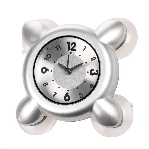 Horloge de salle de bain cool diamond x collection miroir for Radio etanche salle de bain