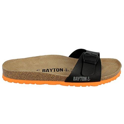 Bayton - Tongs / Sandales - Ba-10404 - Noir