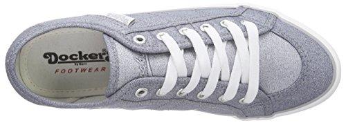 Gerli Blau Donna by 600 30po217 730 Sneaker Dockers Basse Blau Blu pgHPqZwCx