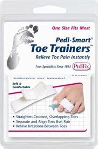 PediFix Toe Trainers [#P51] 2 Each (Pack of 10) by Pedifix