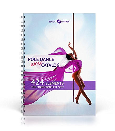 POLE DANCE WOW catalog. 424 elements. The most complete set! by SP Seredniak T.K.