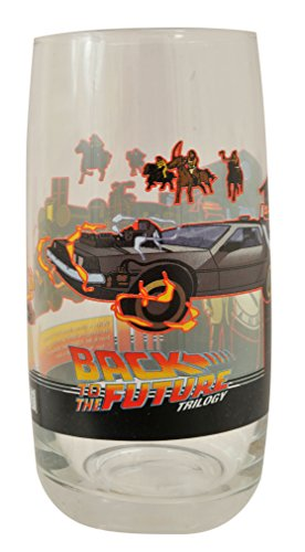 Diamond Select Toys Back to the Future Trilogy Part 3 Tumbler Toy