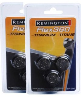 Remington SP-3141 Replacement Head & Cutter (2 Pack)