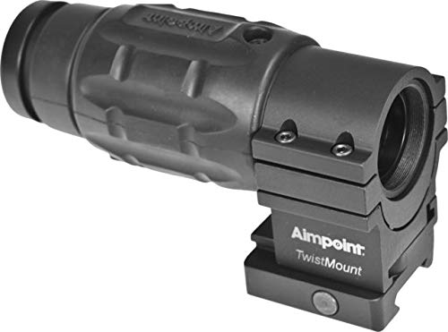 AimPoint 3X Magnifier with Twist Mount Picatinny Spacer Kit