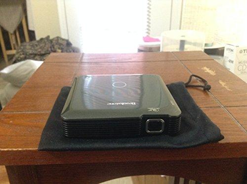 Hdmi pocket projector mobile desertcart for Mobile pocket projector