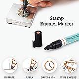 ImpressArt - Metal Stamp Enamel Marker for Metal