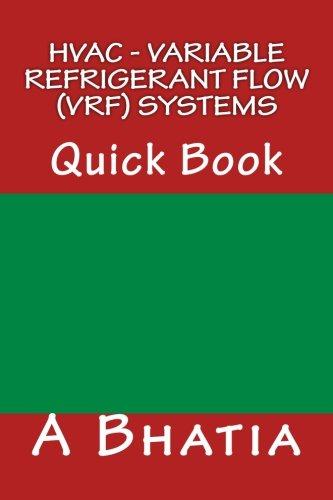 HVAC - Variable Refrigerant Flow (VRF) Systems: Quick Book