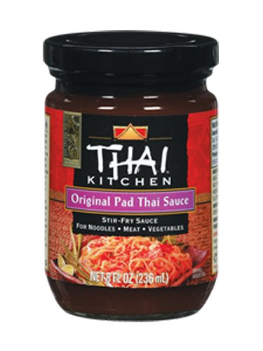 Thai Kitchen Original Pad Thai 8 Ounce Jars Pack Of 6