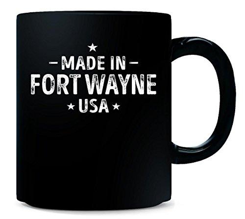 Made In Fort Wayne City, USA. Cool Gift - Mug (Halloween City Fort Wayne)