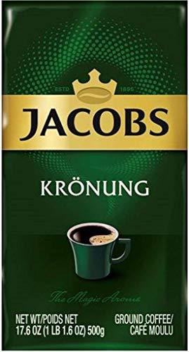 Jacob's Coffee Jacobs Kronung, 17.6 Ounce