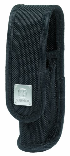 Wenger 89827Wenger Knife Nylon Pouch Designed For Ranger Knife Large Size, Outdoor Stuffs