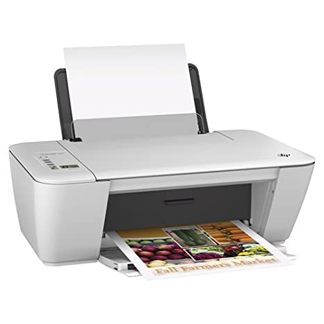 HP Deskjet 2540 AiO - Impresora multifunción color, blanco ...