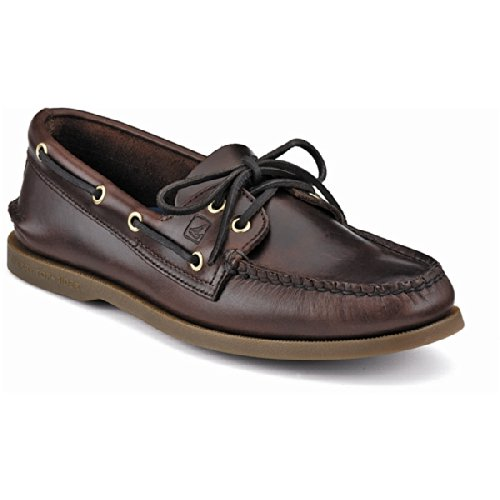 Sperry Men's Authentic Original Boat Shoe,Amaretto,10 M US (Sperry For Work)