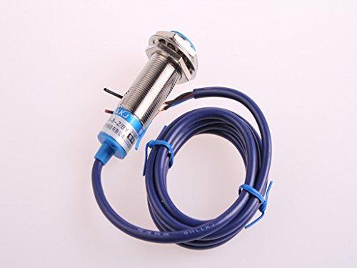 (10Pcs LJ18A3-5-Z/BY 5mm Approach Sensor Inductive Proximity PNP NO Switch DC 6-36V)